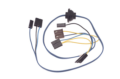 Windshield Wiper Motor    Switch Wiring